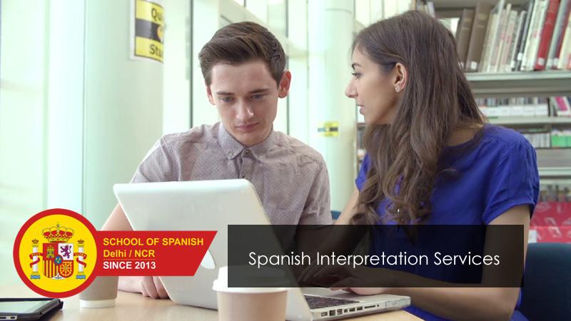 Spanish Interpretation Services