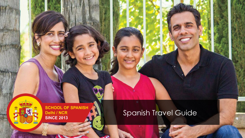 Spanish Travel Guide India